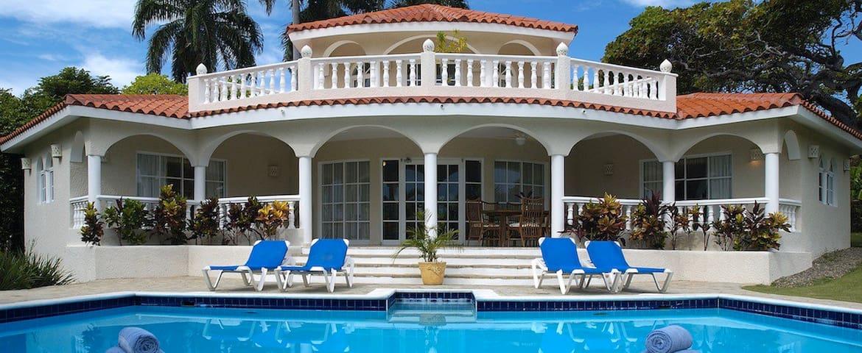Luxury VIP Crown Villas - 5 bedroom - Puerto Plata - Villa