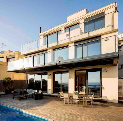 Luxury Villa in Sitges❤️