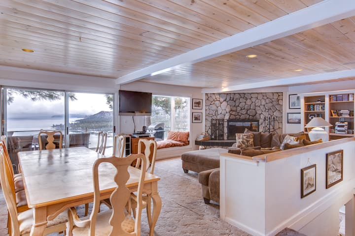 Awesome Lake Tahoe Lakeview.  100% 5 star reviews