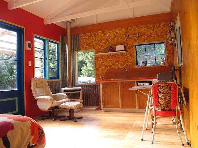 CocoCabana Eco Cabin - Waipapa - Hytte