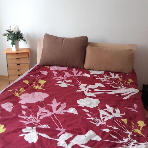 Nette Unterkunft für Kurztripp - Husum - Lägenhet