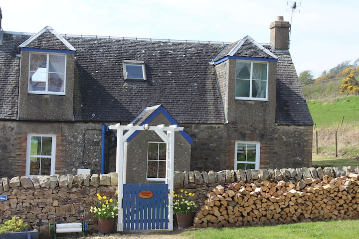 Millpond Cottage, Kildonan Farm - Kildonan - House
