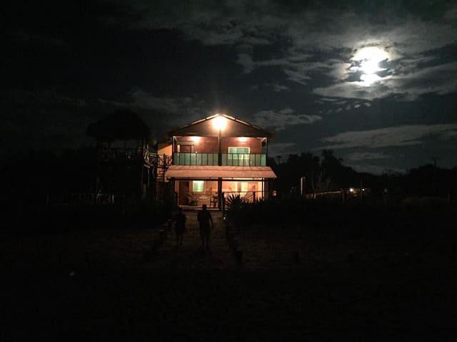 Beach House Quizala Nicaragua