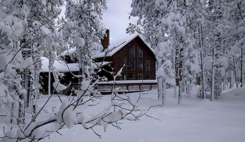 Cozy Cabin * Close to Skiing * Family Ready