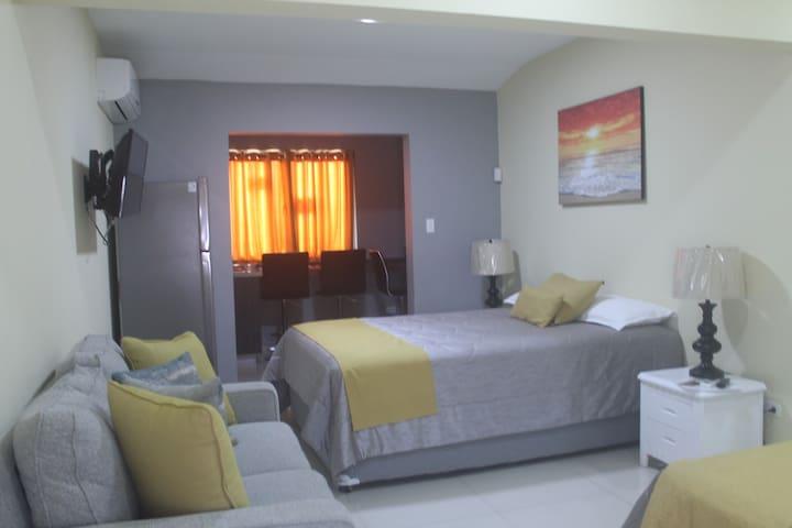Juanedu Suites - Habitacion Triple