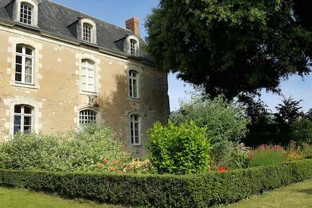 Manor 18 century - Les langottières