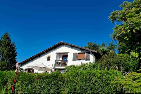 Beautiful basque house to enjoy beach and land