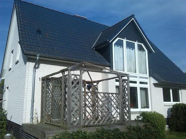 Ferienhaus  Radziejewski - Bleckede - Casa