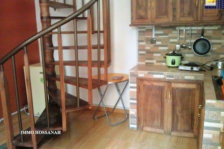APPARTEMENT DUPLEX   MEUBLE A LOUER A ANTSAHAVOLA - Apartamento