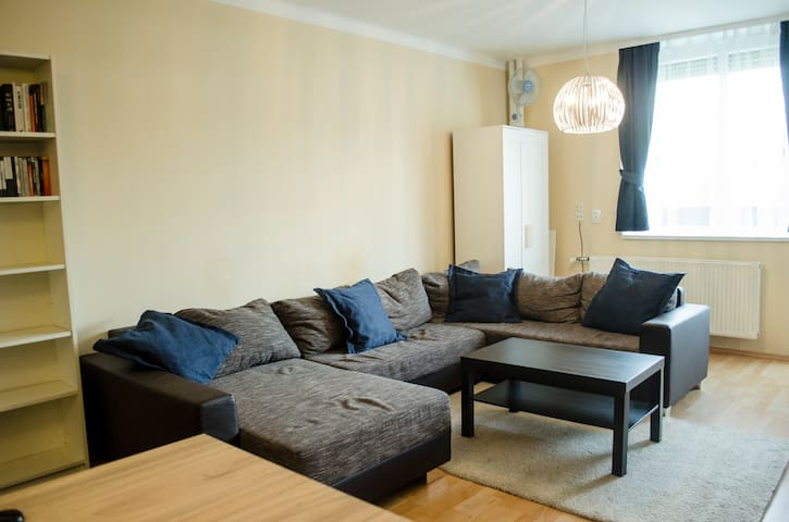 Cosy apartment in the centre of Veszprém+free WIFI - Veszprém - Condominium