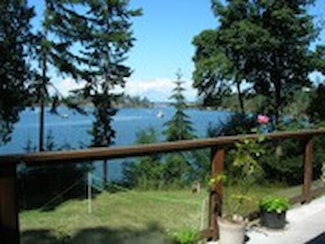 Beautiful waterfront island home - Saturna - Dům