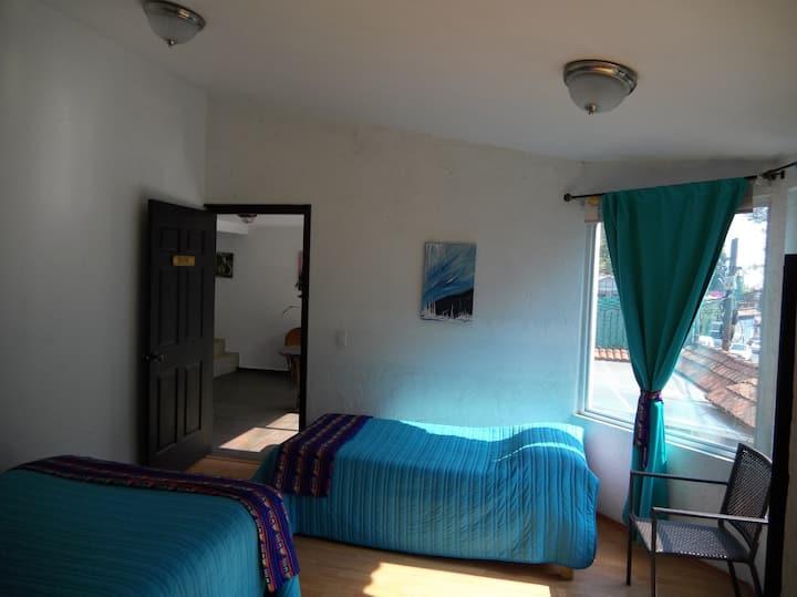 habitacion Xochitl  Casa Culhuac