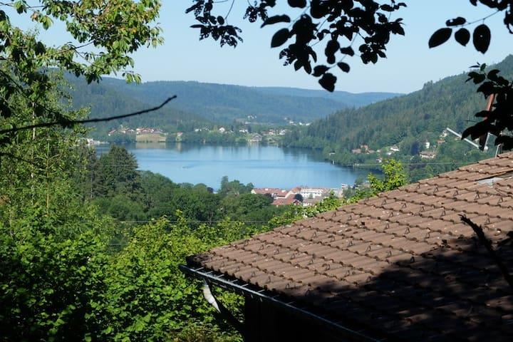 chalet maginfique vue lac - Gérardmer - Σαλέ