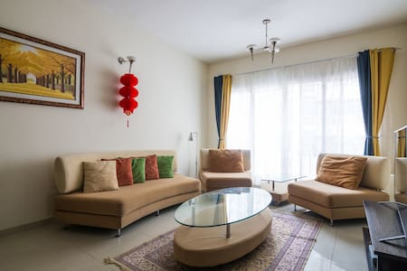 高品质生活从这里开始-成功驿站 High quality of life starts here - Dubai - Bed & Breakfast