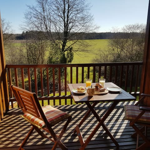 Lovely flat for 6Pax, near Munich,ICM, MUC, Therme