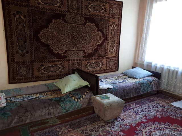 nice spacious guest house