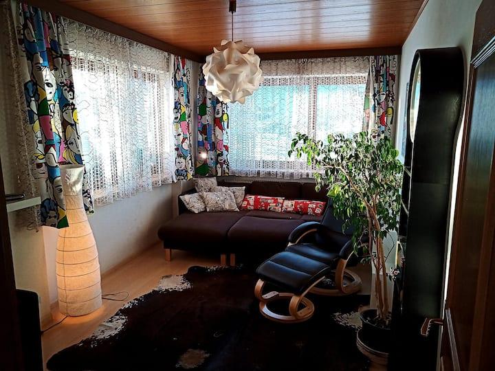 Charmante sehr sonnige Wohnung in Kastelruth