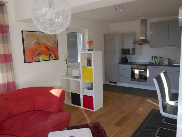 Moderne 3-Zimmerwohnung für 1 bis 3 Personen