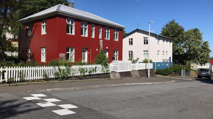 Down town Akureyri, Oddeyrargata 10B