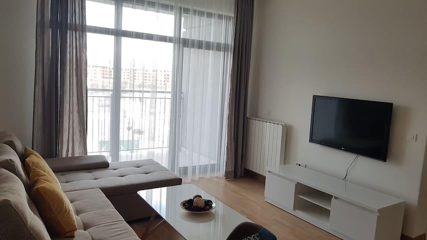 Belgrade Waterfront Comfortable Apartment