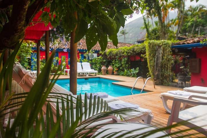 Velinn Hotel Pousada dos Hibiscos -Quarto Standard