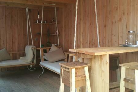 Moderne luxe villa kindvriendelijk/met veranda - Bergen - Huis