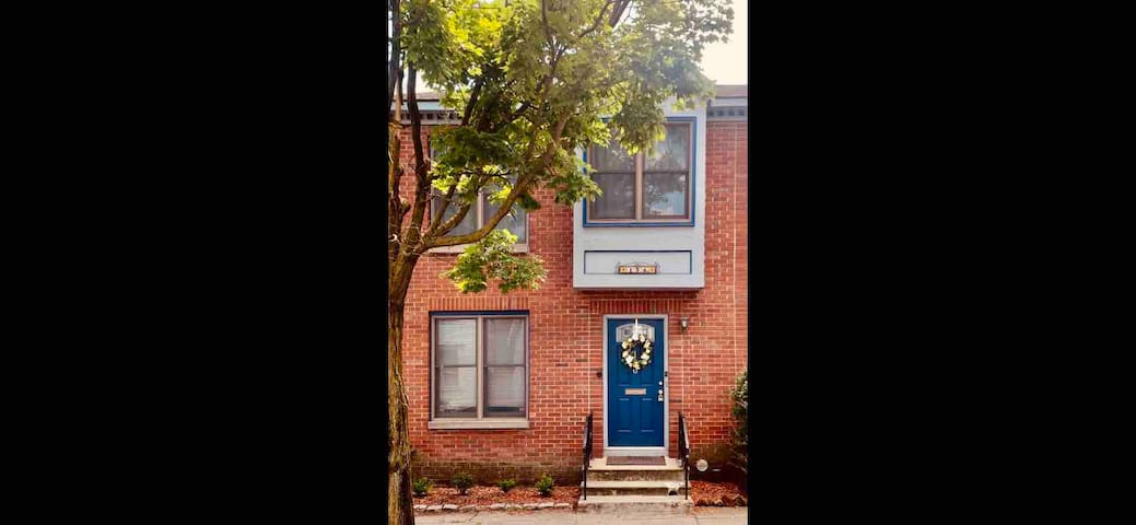 Spacious Albany Brownstone off Lark Street