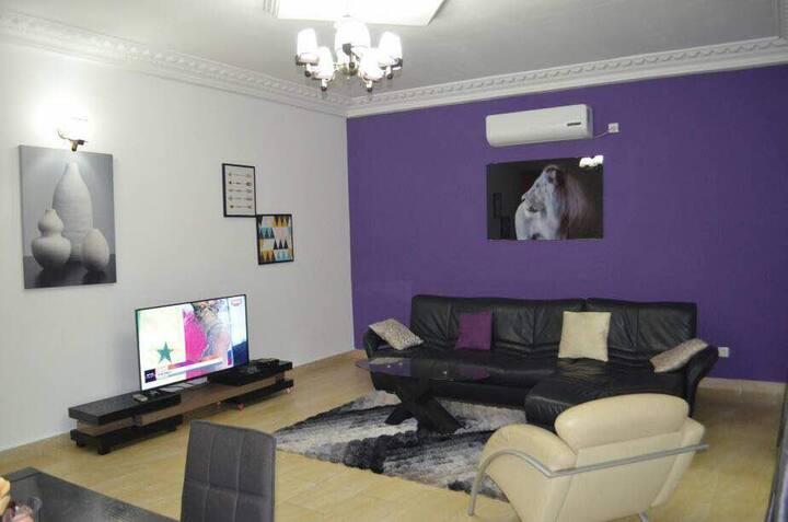 Appartement meublés chic à louer