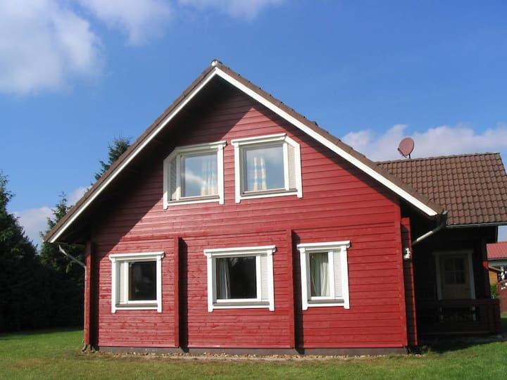 (R)unterkommen im Wendland im Roten Blockhaus