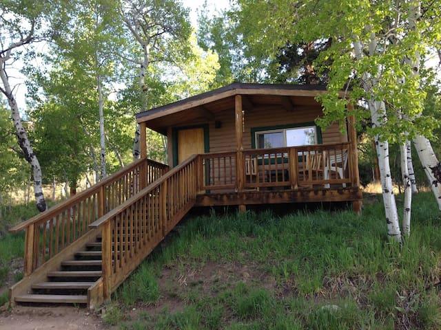 Half Moon Lake Lodge- Cabin #1
