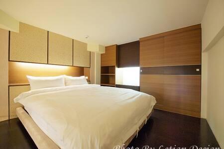 經典閣樓溫泉套房(2~4人) - Jiaoxi Township - Bed & Breakfast