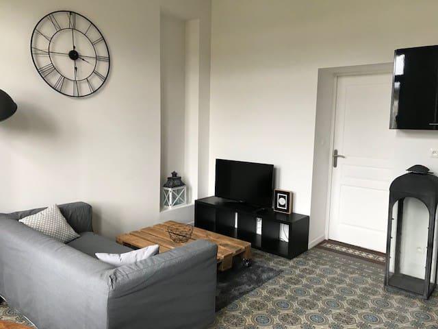 Appartement 35m2 Maison de maître