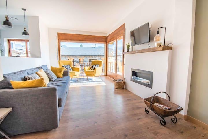 Magnifico apartamento en Bellver de Cerdanya