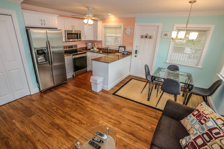 Welcome to 203 Fairweather Lane, Villa A, your cozy and affordable home away from home.