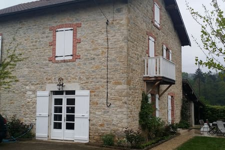 Maison Bressane typique - Montagnat - Bed & Breakfast