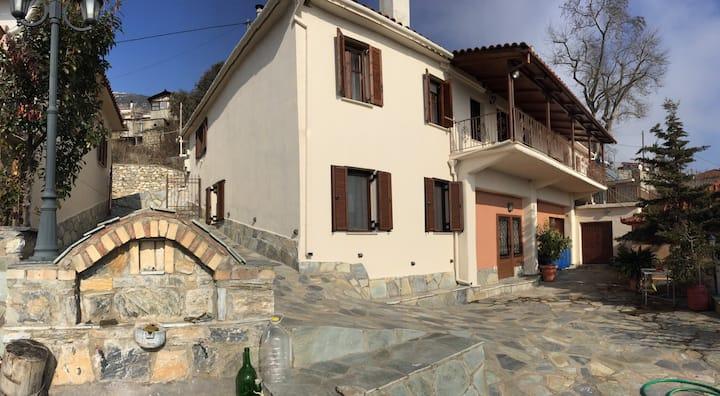 Rapsani Mt Olympus Traditional Villa