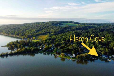 Nest at Heron Cove - Private 1 or 2 bdrm Apartment