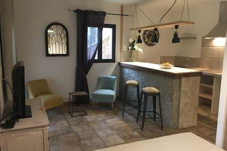 Rez de villa entièrement rénové en 2017 - Sartène