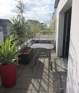 T2 à 5 mn de Vannes, terrasse Sud - Plescop - Appartement