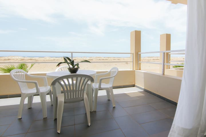 Apartment Ca' Jasmin, sea view, Sal Rei, Boavista - Sal Rei - Appartement