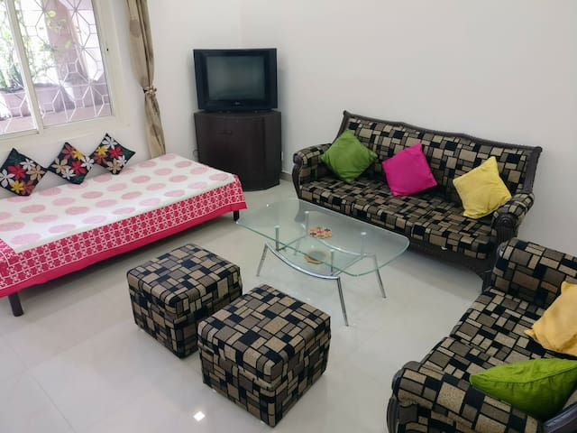 Entire place, fully AC in safe locality, New Delhi - New Delhi
