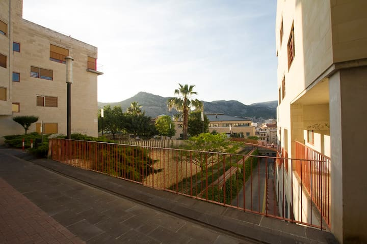 Alcoi, city center (room) - Alcoy - Apartamento