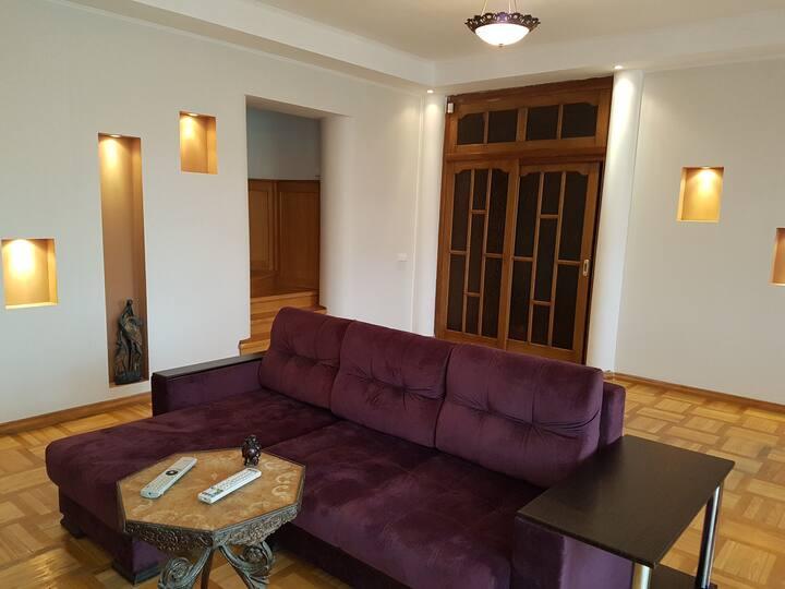 Квартира в историческом центре города Пинска