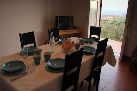 appartamento panoramico marina di camerota - Marina di Camerota - Apartment