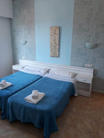 One-Bedroom Suite, 150m from the Beach in Palma