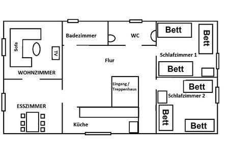 Ferienwohnung Heiligenhaus - Heiligenhaus - Apartment