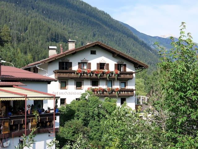 Apartment Hof am Schönbach for 4 persons in St. Anton