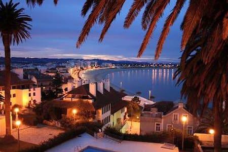 Vakantiehuis in Sao Martinho aan zee (met zwembad) - São Martinho do Porto