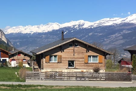 Get comfy in a quaint Valais mountain village