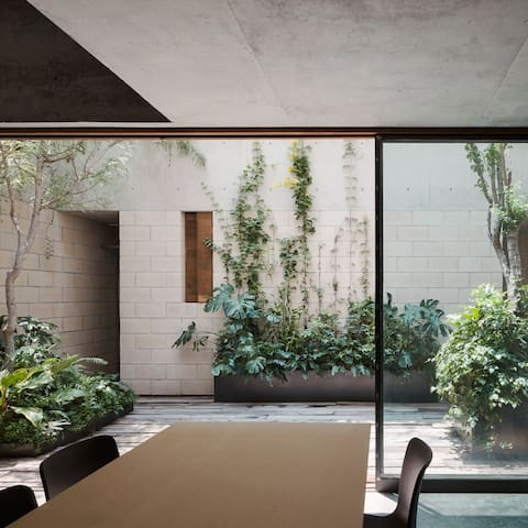 Amazing Townhouse Condesa (Architecture Award) - Mexiko-Stadt - Haus